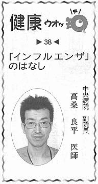 勤医協中央病院副院長 高桑良平 医師